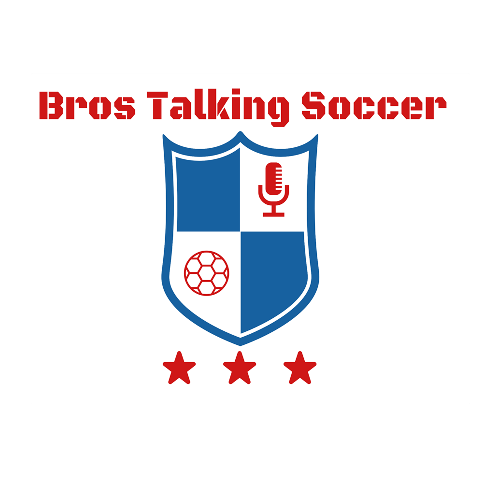 Bros Talking Soccer