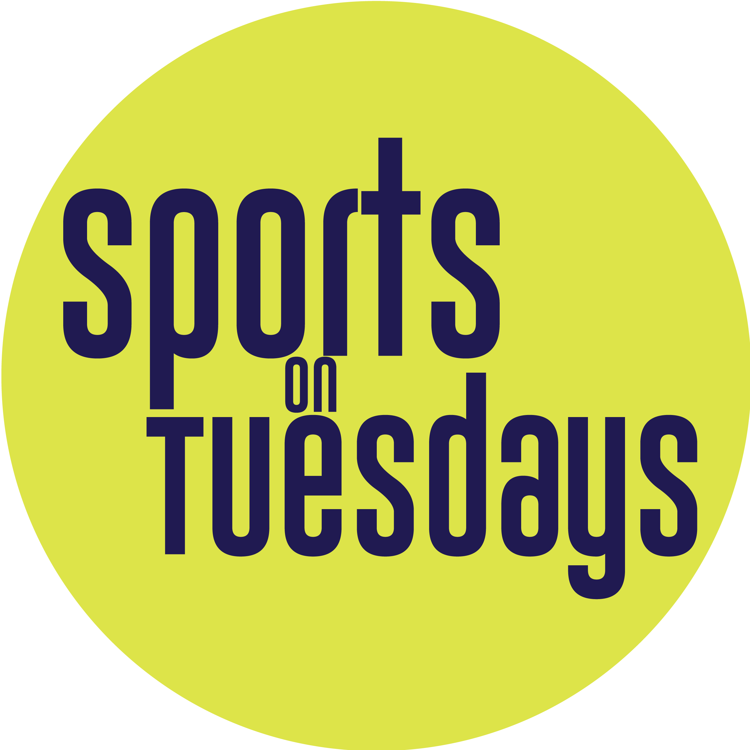 Sports On Tuesdays E1 S1