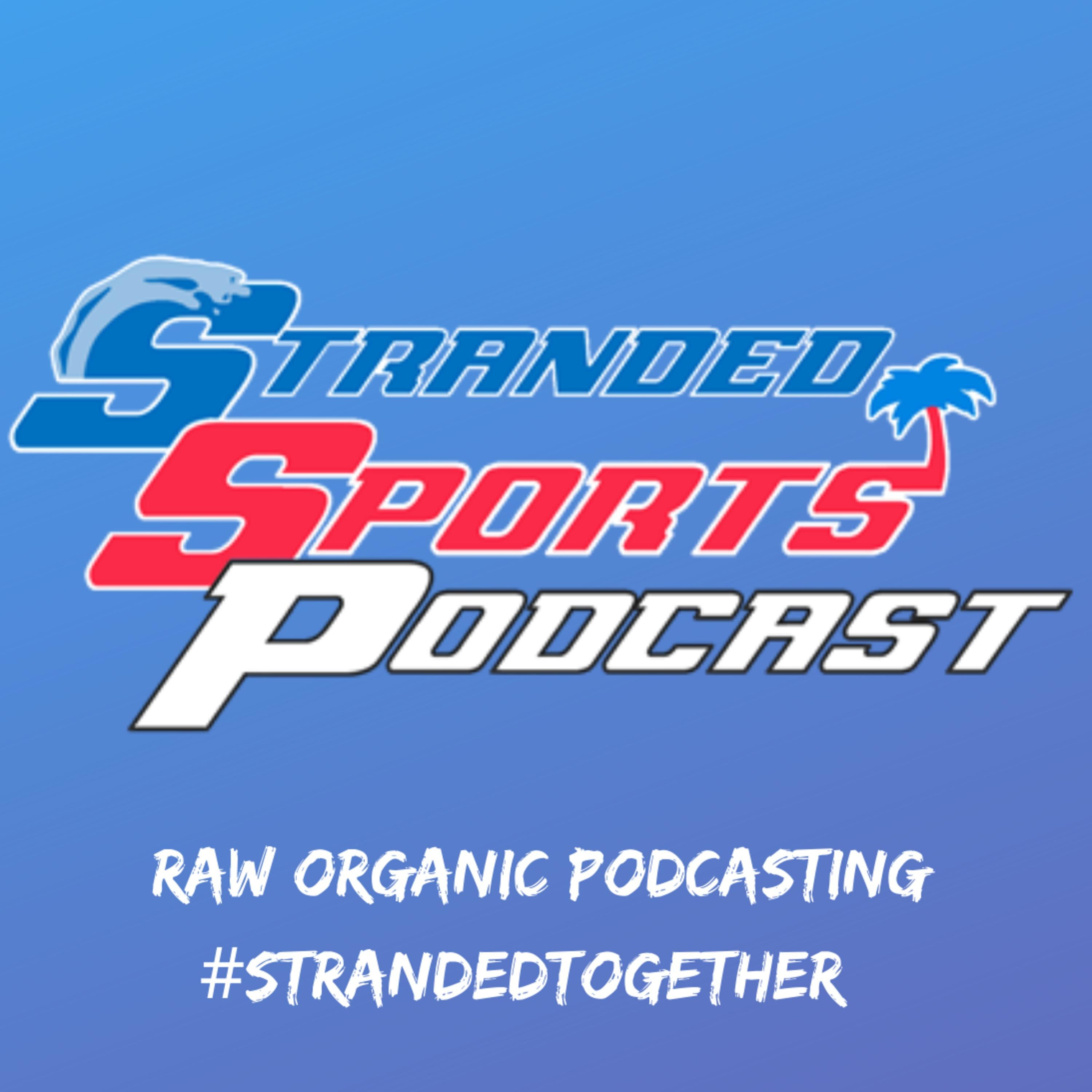 Stranded S4 E3: NFL Week 1 Recap, Antonio Brown, the Steelers, Trivia, Team USA