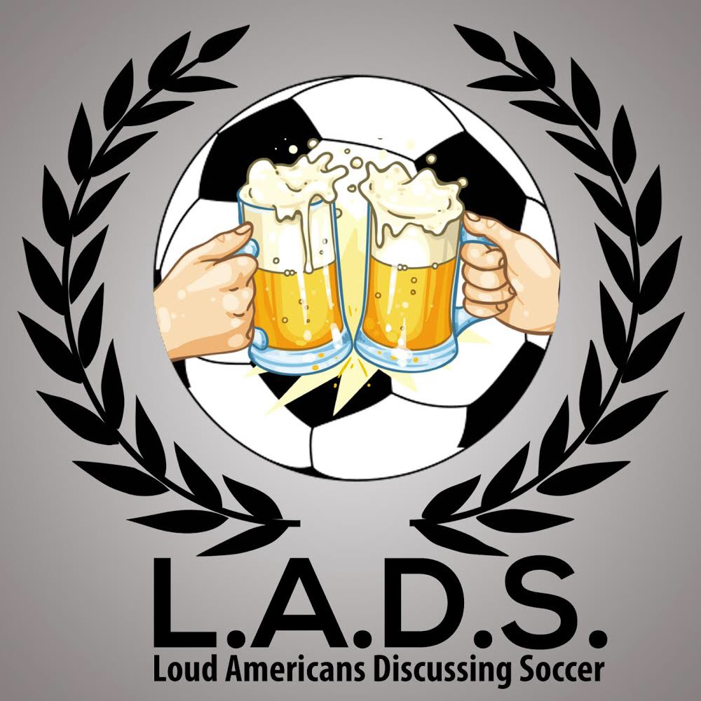 LADS#154 - Full Kit Wankers Podcast (Live in Brooklyn)