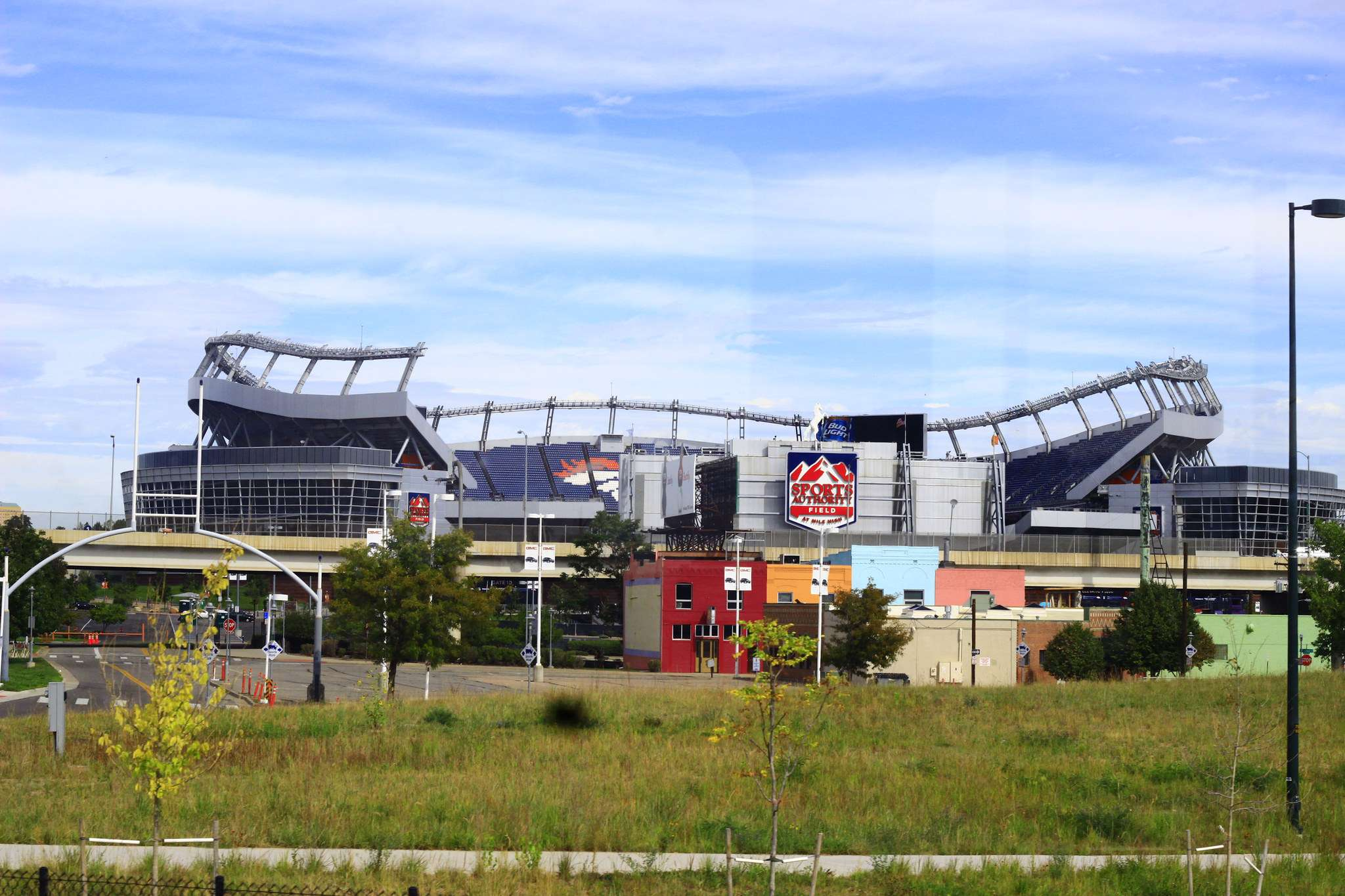Broncos Stadium at Mile High